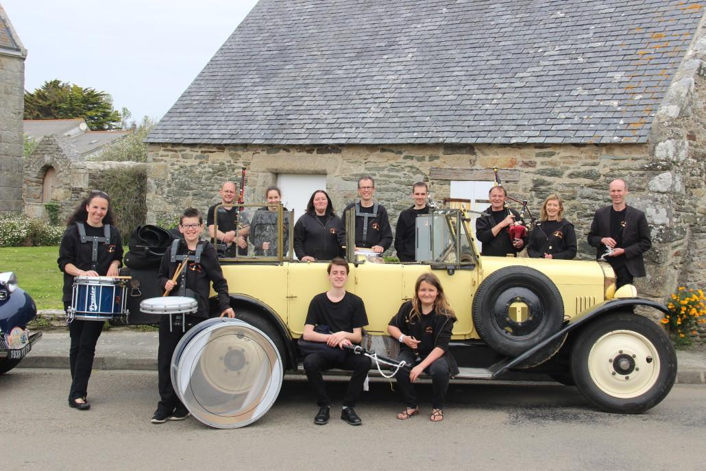 Tour de Bretagne des vieilles voitures le dimanche 16 mai à Plovan