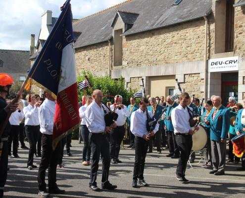 Photo du 14 juillet 2016 à Plonéour-Lanvern