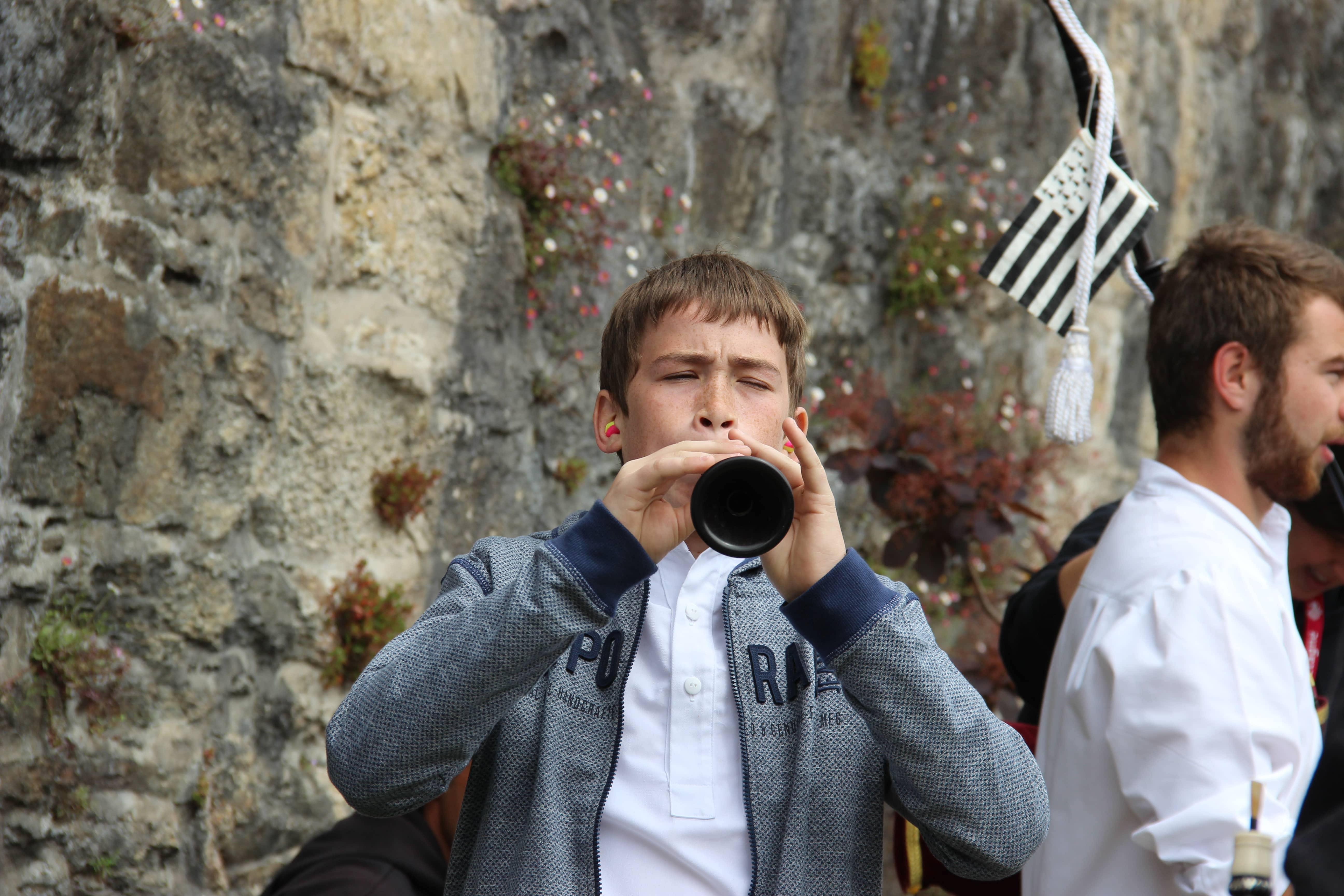 Concours bagadoù 2017 à Quimper