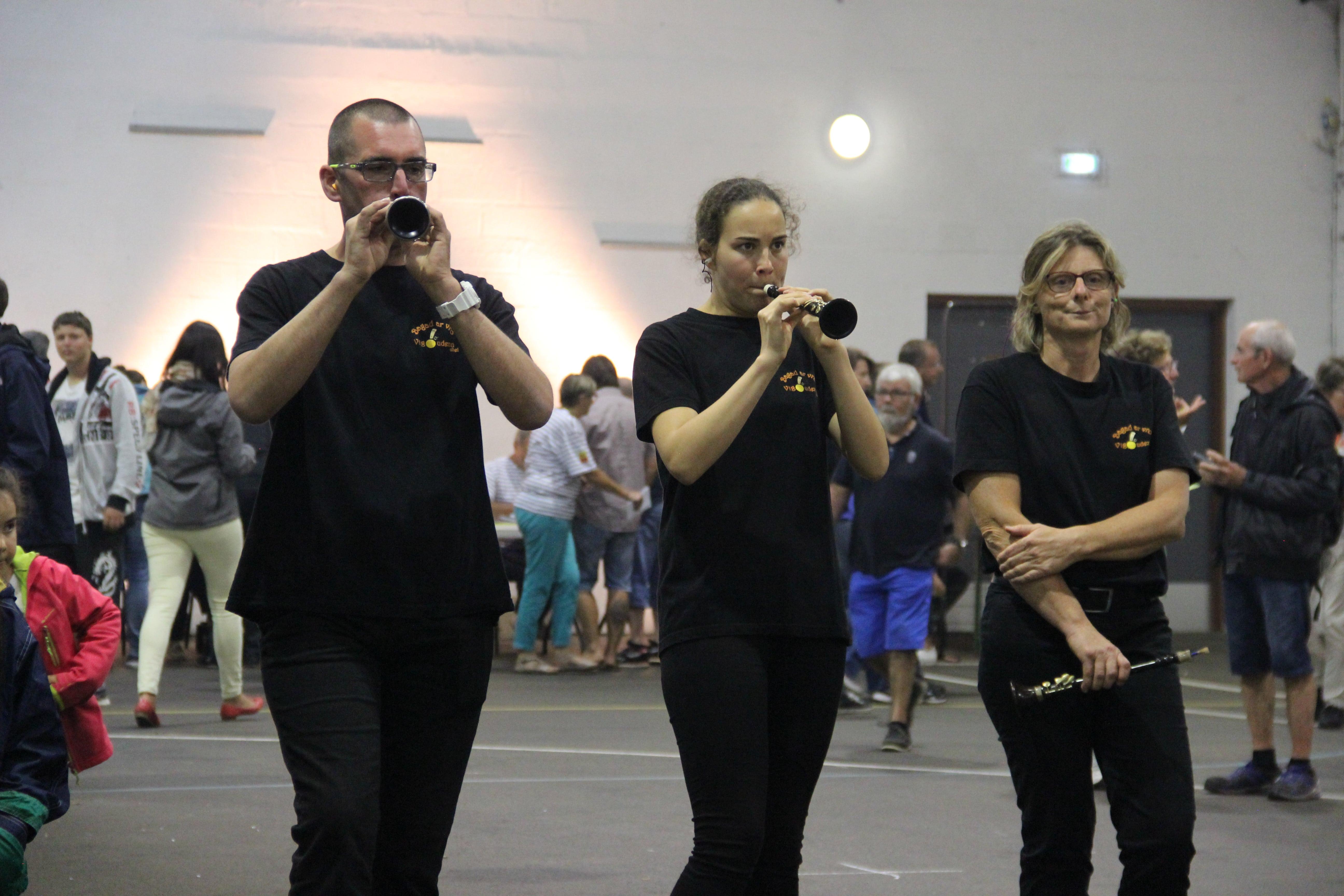 Fête de la Crêpe à Plonéour-Lanvern le 11 août 2017