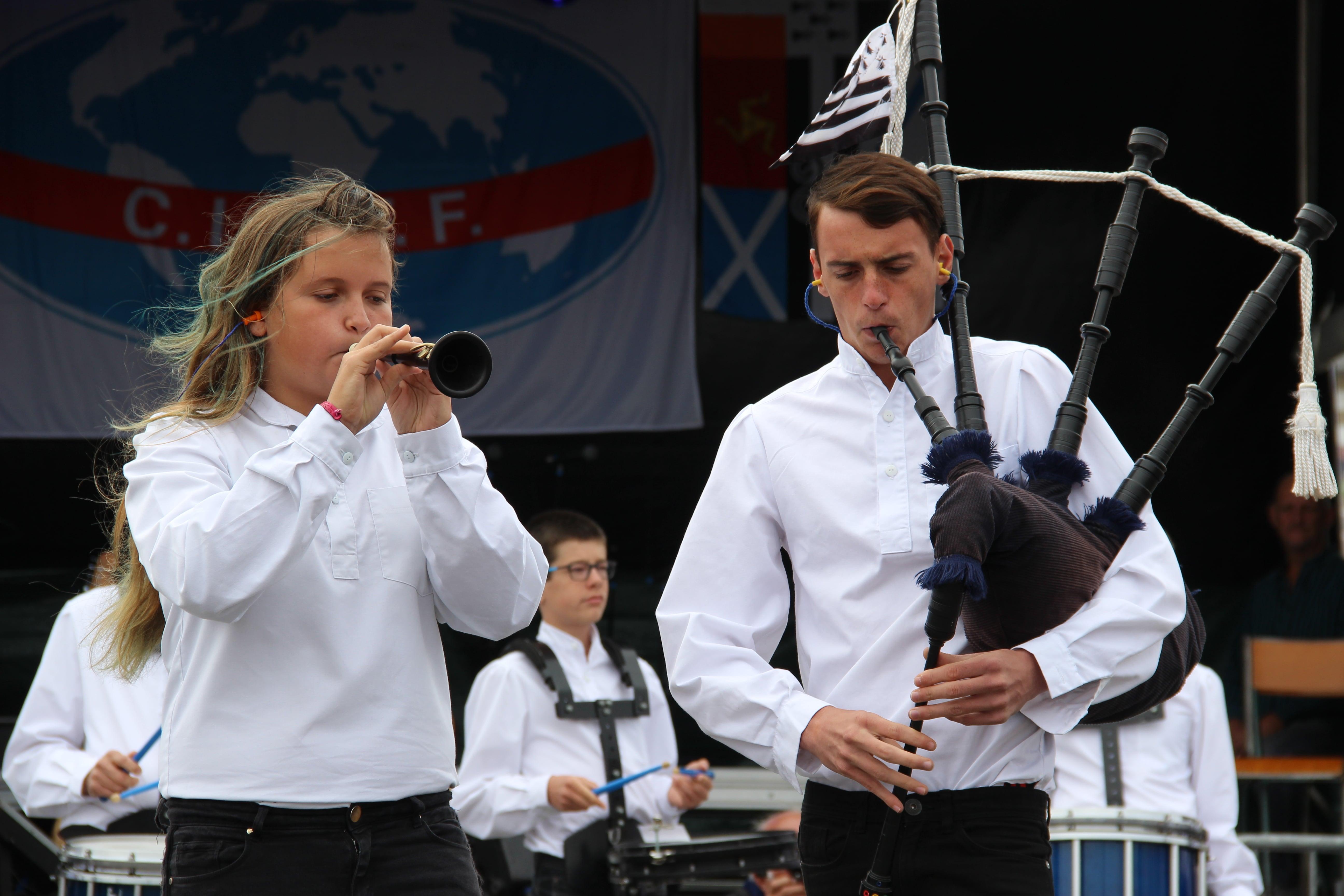 Festival Mondial'Folk à Plozévet le 20 août 2017